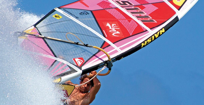 Robby Naish Windsurf Comeback