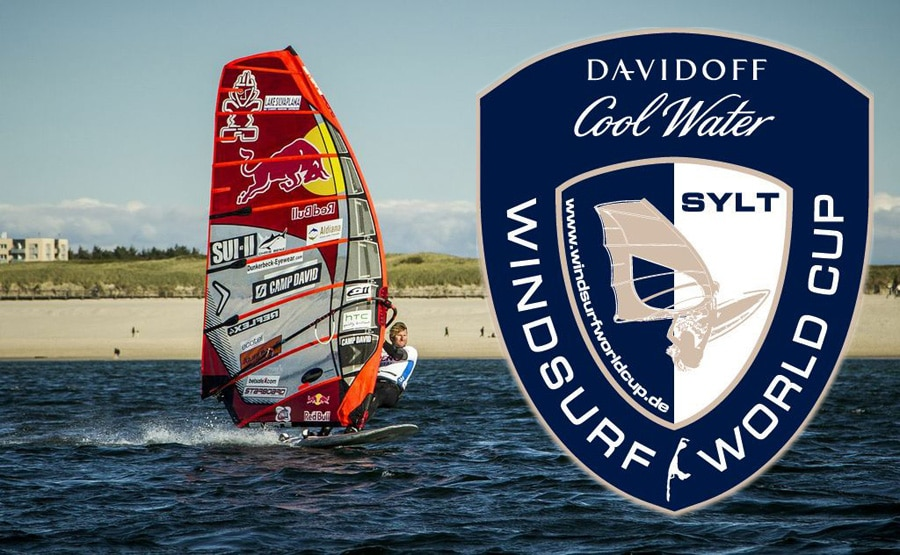 Davidoff Cool Water wird Titelsponsor vom Windsurf World Cup Sylt