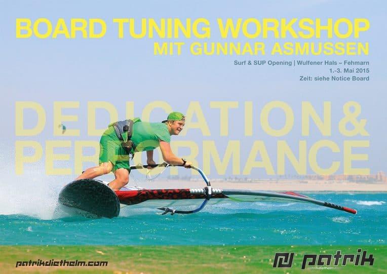 Gunnar Asmussen Workshop