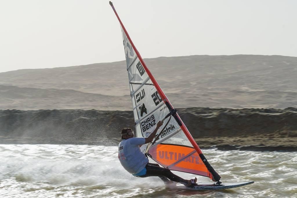 Patrik Diethelm in Lüderitz