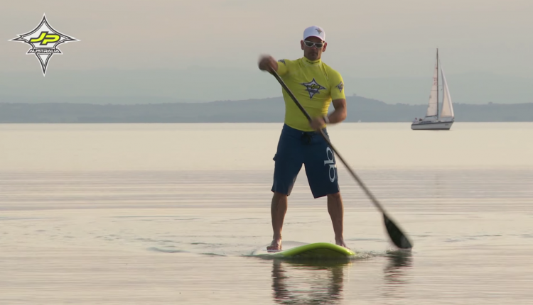 how to stand up paddle basics video