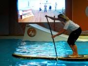 sup indoor boot duesseldorf 11 180x135 - German Indoor SUP Championships der boot startet die Saison 2015