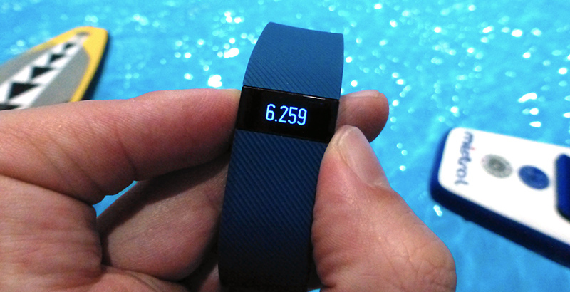 fitbit charge test superflavor