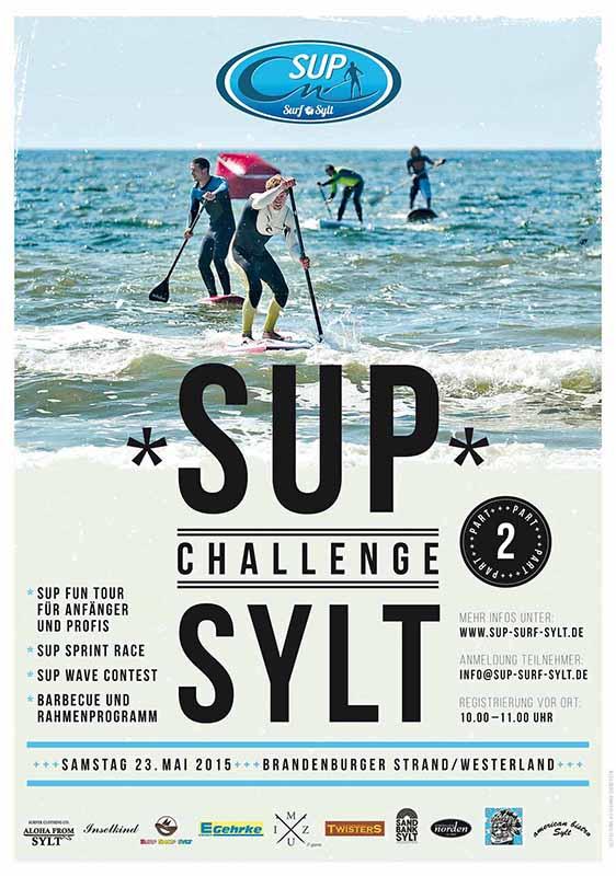 SUP CHALLENGE SYLT