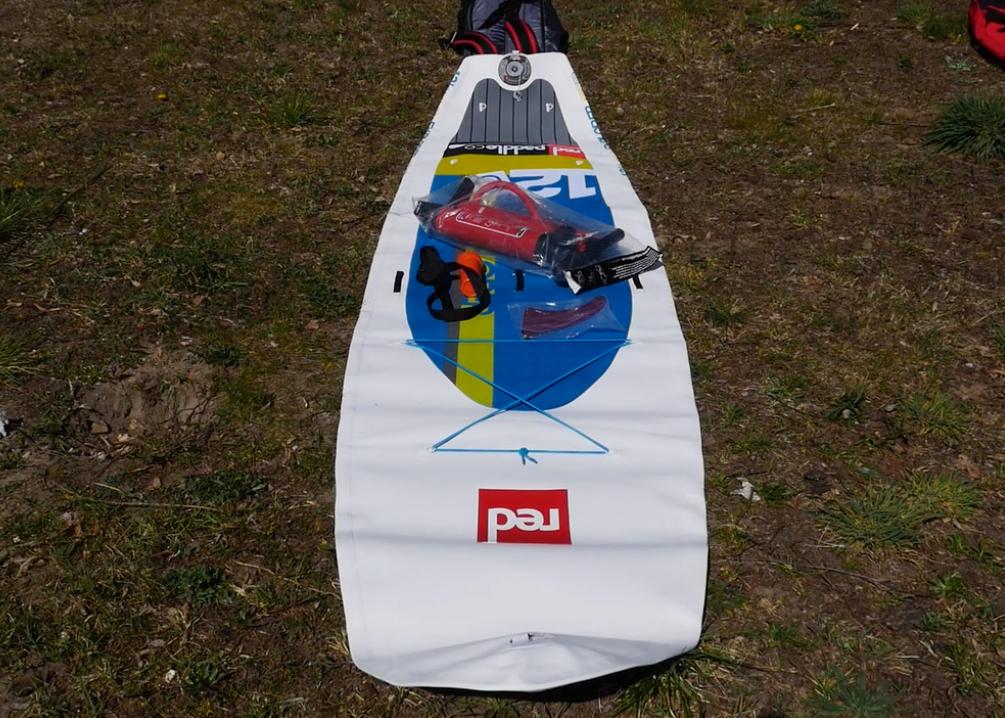 Red Paddle Explorer 12-6 sup test superflavor 01