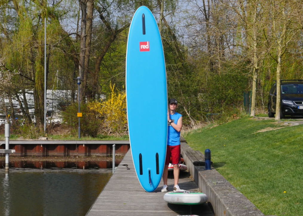 Red Paddle Explorer 12-6 sup test superflavor 02