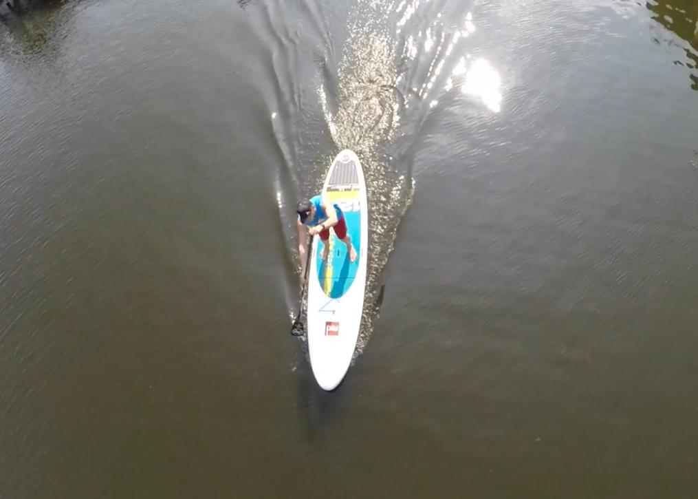 Red Paddle Explorer 12-6 sup test superflavor 08