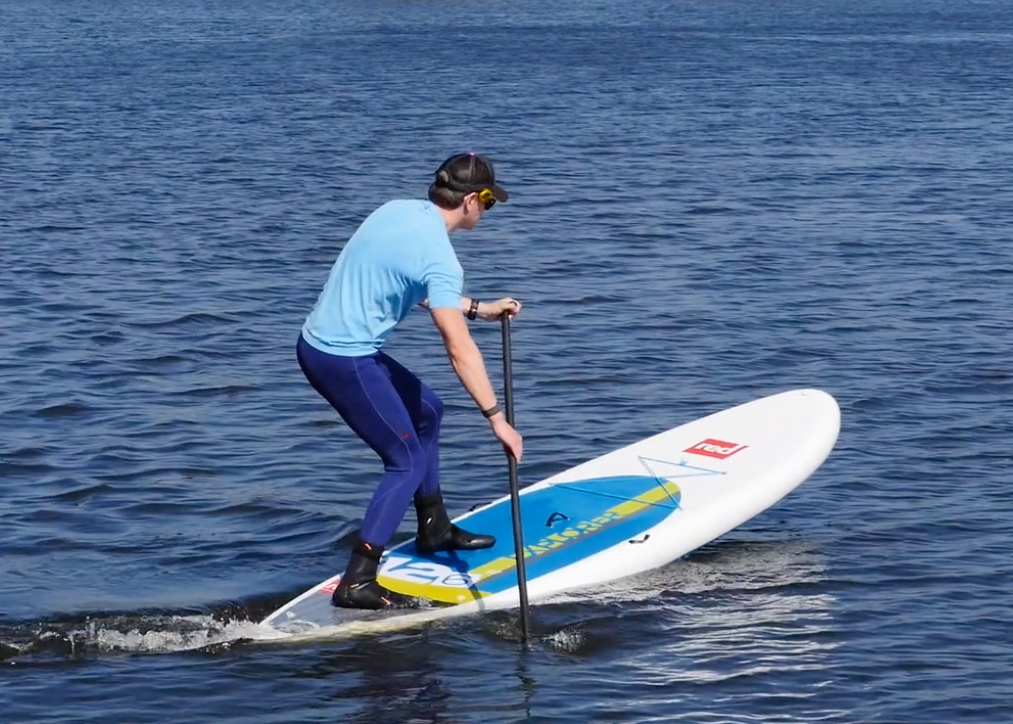 Red Paddle Explorer 12-6 sup test superflavor 09