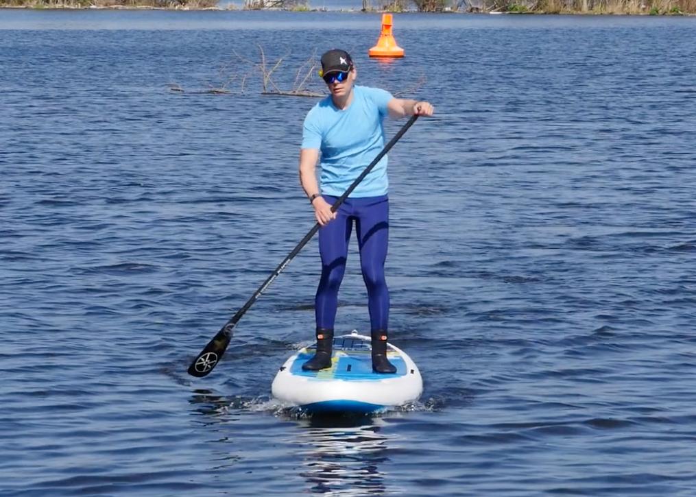 Red Paddle Explorer 12-6 sup test superflavor 11