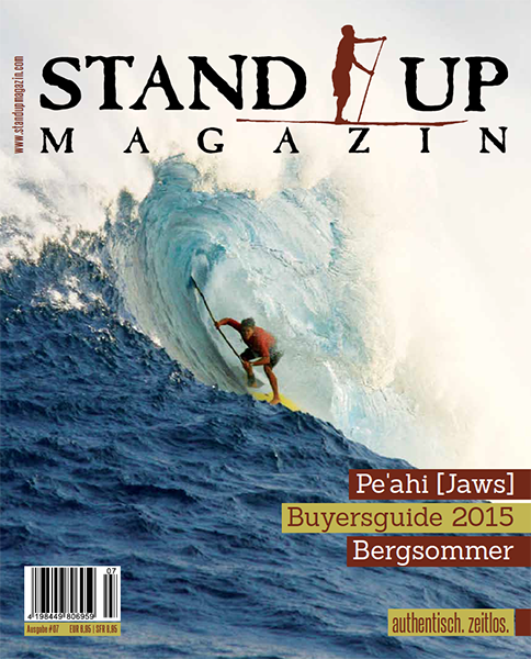 cover shot stand up magazine no7