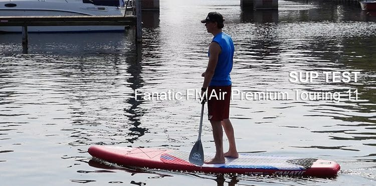 sup test fanatic fly air premium touring 2015