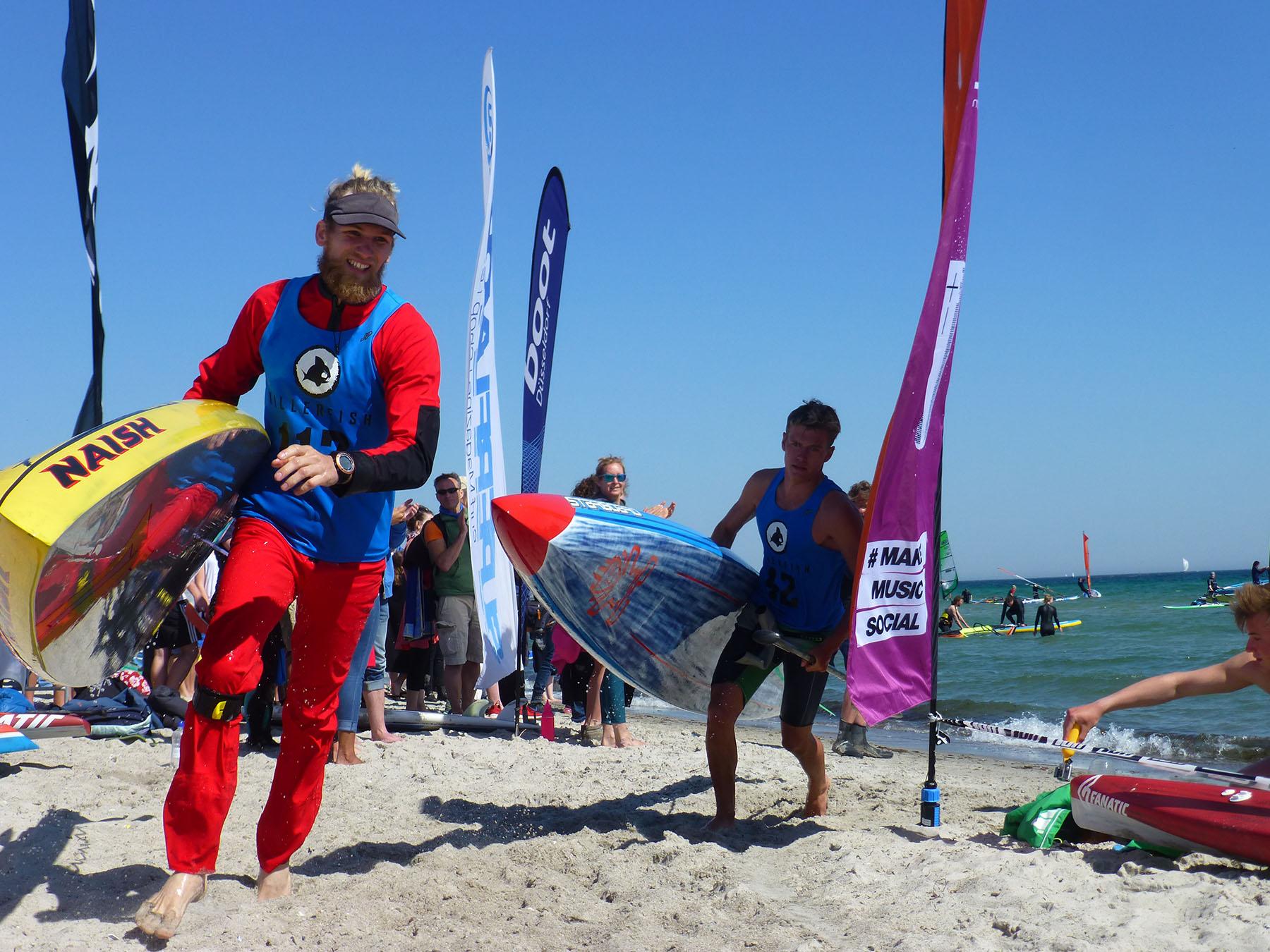 german sup challenge fehmarn surffestival 016 07 - Ultimate Beachrace Action @German SUP Challenge Fehmarn 016