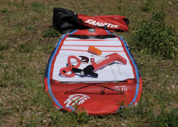 Fanatic Fly Air Premium inflatable sup test superflavor sup mag 04 250x179 - Fanatic Fly Air Premium 10.4 im SUP Test
