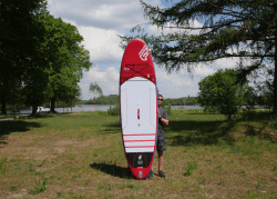 Fanatic Fly Air Premium inflatable sup test superflavor sup mag 09 250x179 - Fanatic Fly Air Premium 10.4 im SUP Test