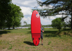 Fanatic Fly Air Premium inflatable sup test superflavor sup mag 10 250x179 - Fanatic Fly Air Premium 10.4 im SUP Test