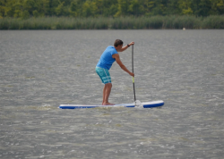 Mistral Crossover windsup infalatable sup test superflavor sup mag 04 250x178 - Mistral Crossover Windsup 10.0 im Inflatable SUP Test