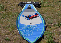 Starboard Astro Touring Deluxe sup board test superflavor sup mag 04 250x179 - Starboard Astro Touring Deluxe 12.6 im Inflatable SUP Test