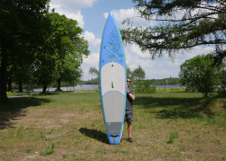 Starboard Astro Touring Deluxe sup board test superflavor sup mag 06 250x179 - Starboard Astro Touring Deluxe 12.6 im Inflatable SUP Test