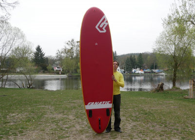 superflavor sup test fanatic fly air premium inflatable sup board 07 400x286 - Fanatic Fly Air Premium 10.8 im SUP Test