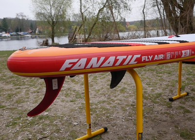 superflavor sup test fanatic fly air premium inflatable sup board 09 400x286 - Fanatic Fly Air Premium 10.8 im SUP Test