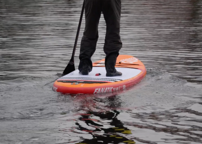 superflavor sup test fanatic fly air premium inflatable sup board 11 400x286 - Fanatic Fly Air Premium 10.8 im SUP Test