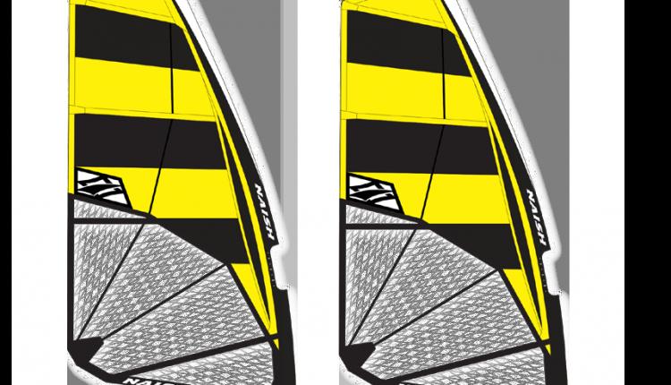 naish foil sail