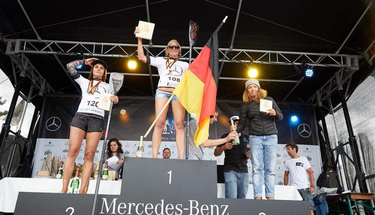 Mercedes-Benz SUP World Cup 2017