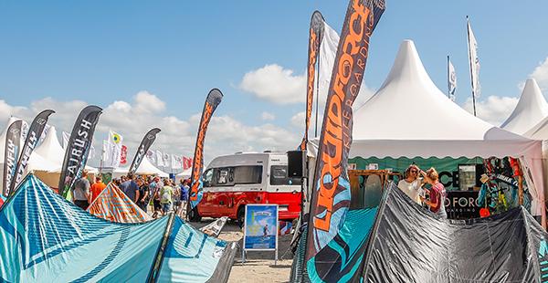 Multivan Kitesurf Masters kitsurf village