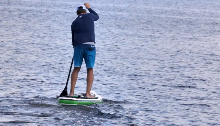 GTS RS 12.6 nflatable SUP Test superflavor sup mag 01
