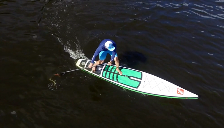 GTS RS 12.6 nflatable SUP Test superflavor sup mag 02