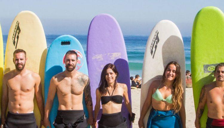 art surf camp spanien