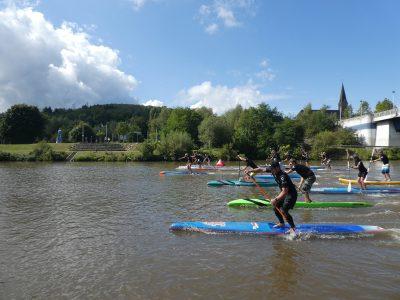 german sup challange smart electric drive sup festival 2017 11 400x300 - Sonni Hönscheid und Ole Schwarz siegen beim German SUP Challenge Finale in Völklingen