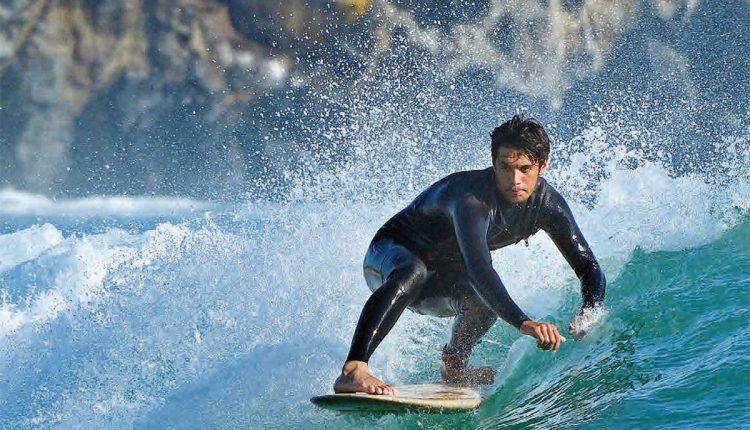 surfen wellenreiten welches board