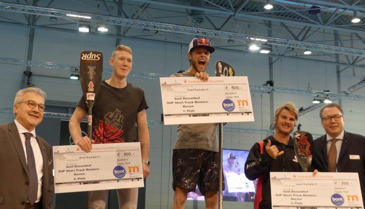 boot duesseldorf sup masters 2018 – superflavor 7