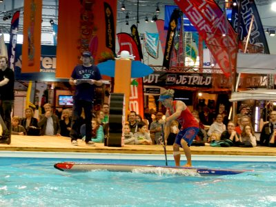 boot duesseldorf sup shorttrack masters 2018 superflavor sup mag  1050439 400x300 - Foto-Highlights der boot Düsseldorf SUP Short Track Masters 2018