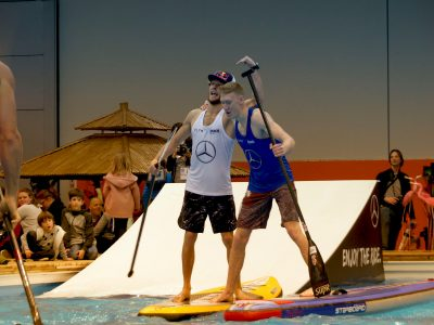 boot duesseldorf sup shorttrack masters 2018 superflavor sup mag  1050589 400x300 - Foto-Highlights der boot Düsseldorf SUP Short Track Masters 2018
