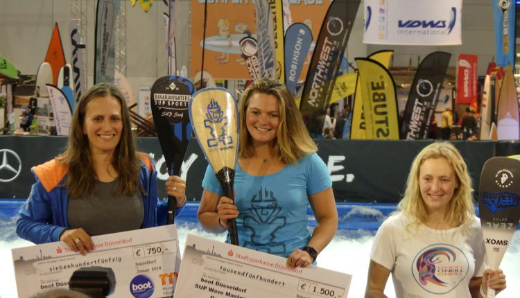 boot duesseldorf sup wave masters 2018 – superflavor 4
