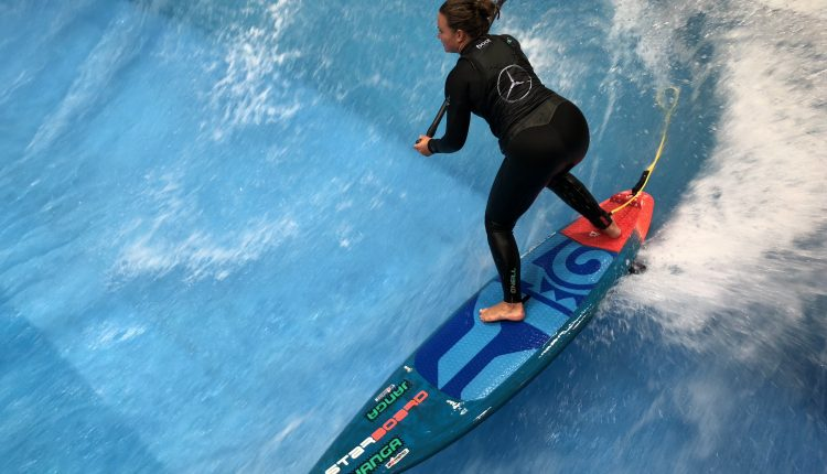 boot duesseldorf sup wave masters 2018 – superflavor 5