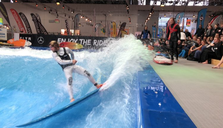 boot duesseldorf sup wave masters 2018 – superflavor 7