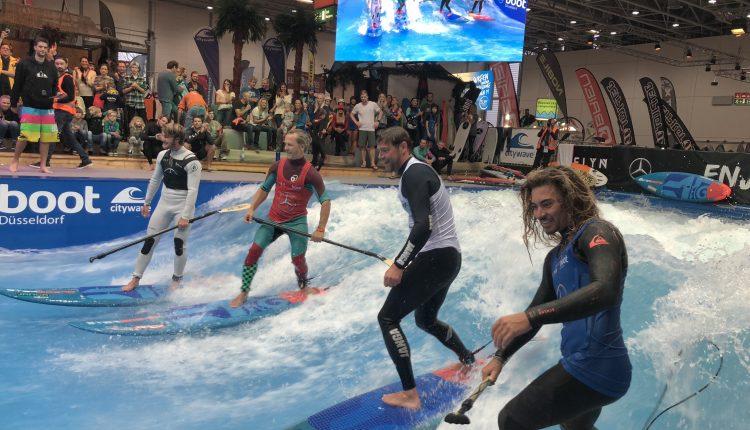 boot duesseldorf sup wave masters 2018 – superflavor 8