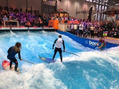 boot duesseldorf sup wave masters superflavor sup mag IMG 1606 400x300 - Foto-Highlights der boot Düsseldorf SUP Wave Masters 2018