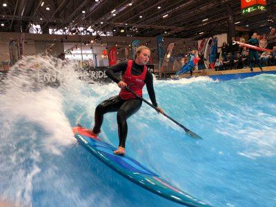 boot duesseldorf sup wave masters superflavor sup mag IMG 9868 400x300 - Foto-Highlights der boot Düsseldorf SUP Wave Masters 2018