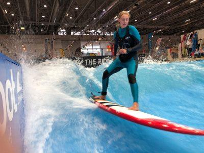 boot duesseldorf sup wave masters superflavor sup mag IMG 9885 400x300 - Foto-Highlights der boot Düsseldorf SUP Wave Masters 2018