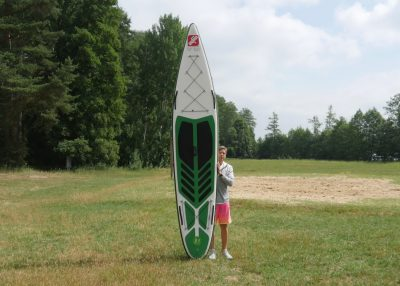 GTS Sportstourer 13 0 sup test superflavor 07 400x286 - GTS Sportstourer 13.0 im Inflatable SUP Board Test