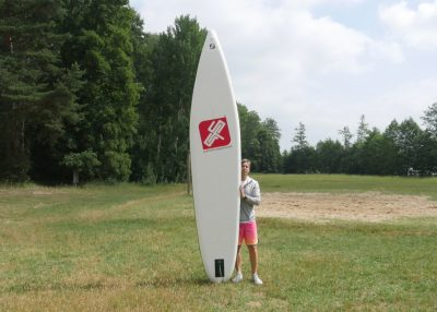 GTS Sportstourer 13 0 sup test superflavor 09 400x286 - GTS Sportstourer 13.0 im Inflatable SUP Board Test