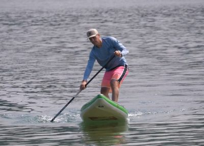 GTS Sportstourer 13 0 sup test superflavor 17 400x286 - GTS Sportstourer 13.0 im Inflatable SUP Board Test