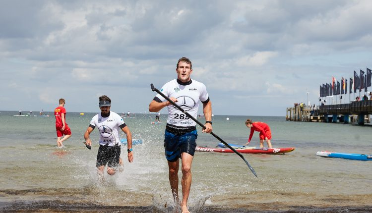 Mercedes-Benz SUP World Cup sup brendel