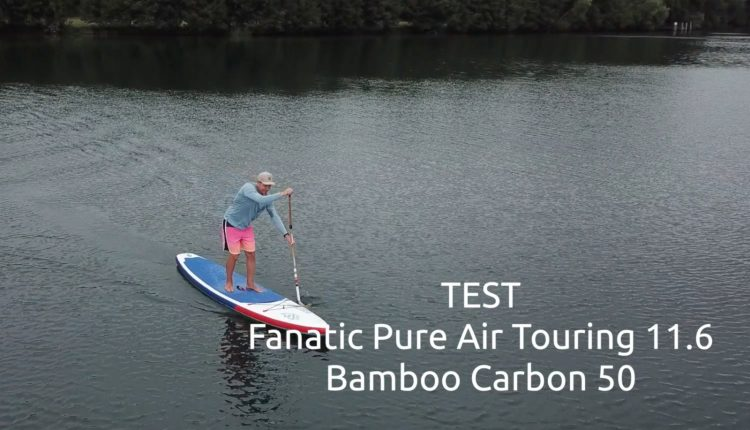 fanatic pure air superflavor sup board test 01