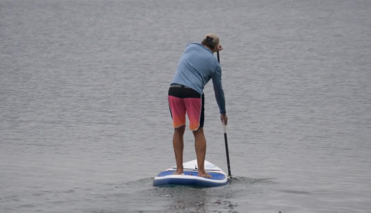 fanatic pure air superflavor sup board test 12
