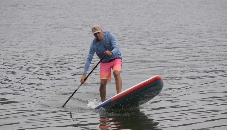 fanatic pure air superflavor sup board test 14